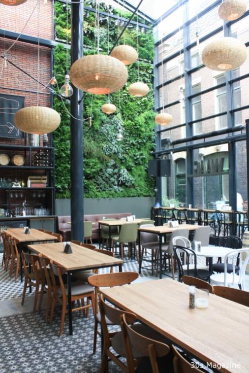 Restaurant de Waag Leiden
